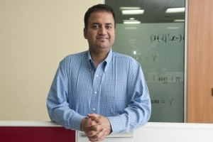 Dhiraj Rajaram, Founder Mu Sigma