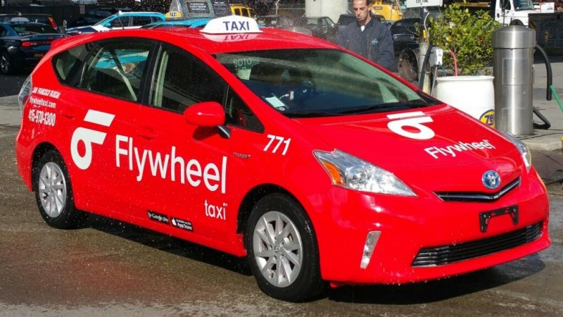 FlywheelTaxi
