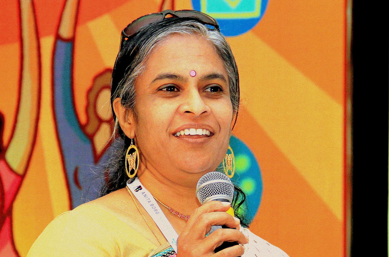 Geetha Kanna - MD - ABI India
