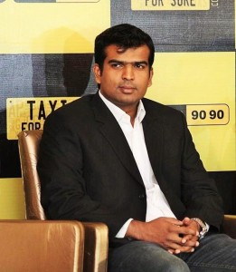 Raghunadan G , CEO at TaxiForSure
