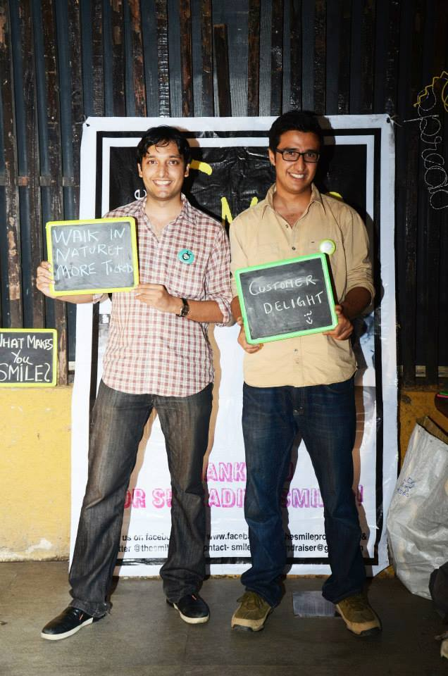 Founders Sachin & Sanchit