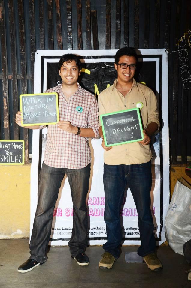 Founders Sachin & Sanchit