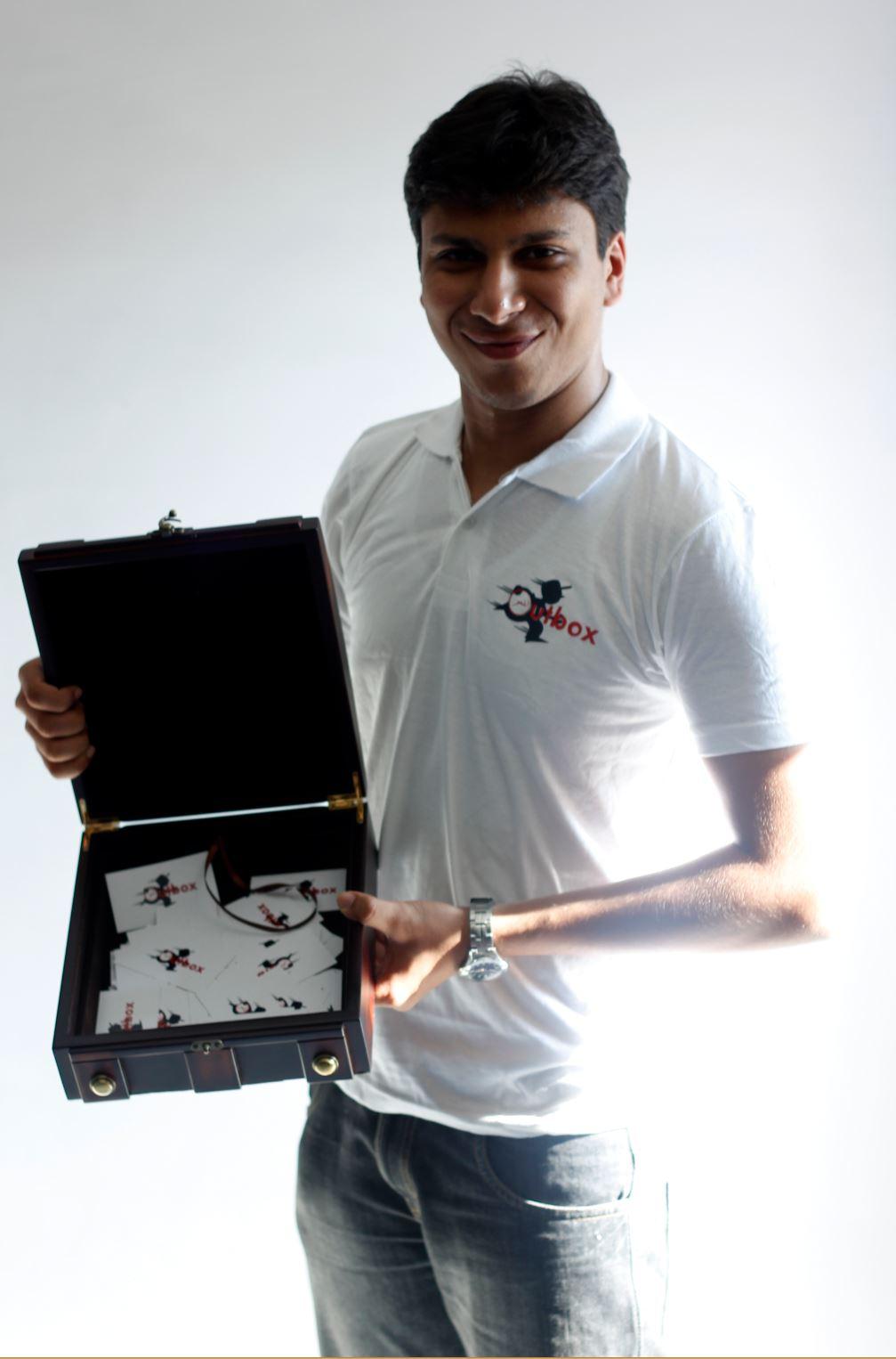 Kaushal Modi , Co-Founder, Outbox
