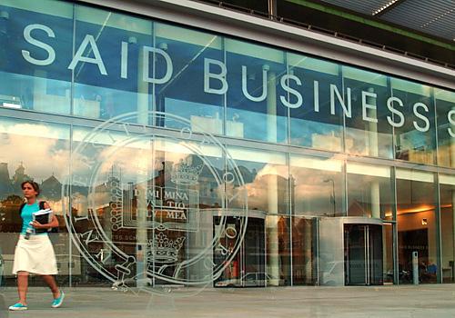 Saïd Business School, Oxford to launch Oxford Polaris ...