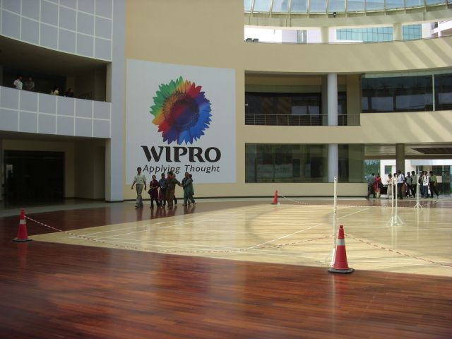 Image result for Wipro  in London