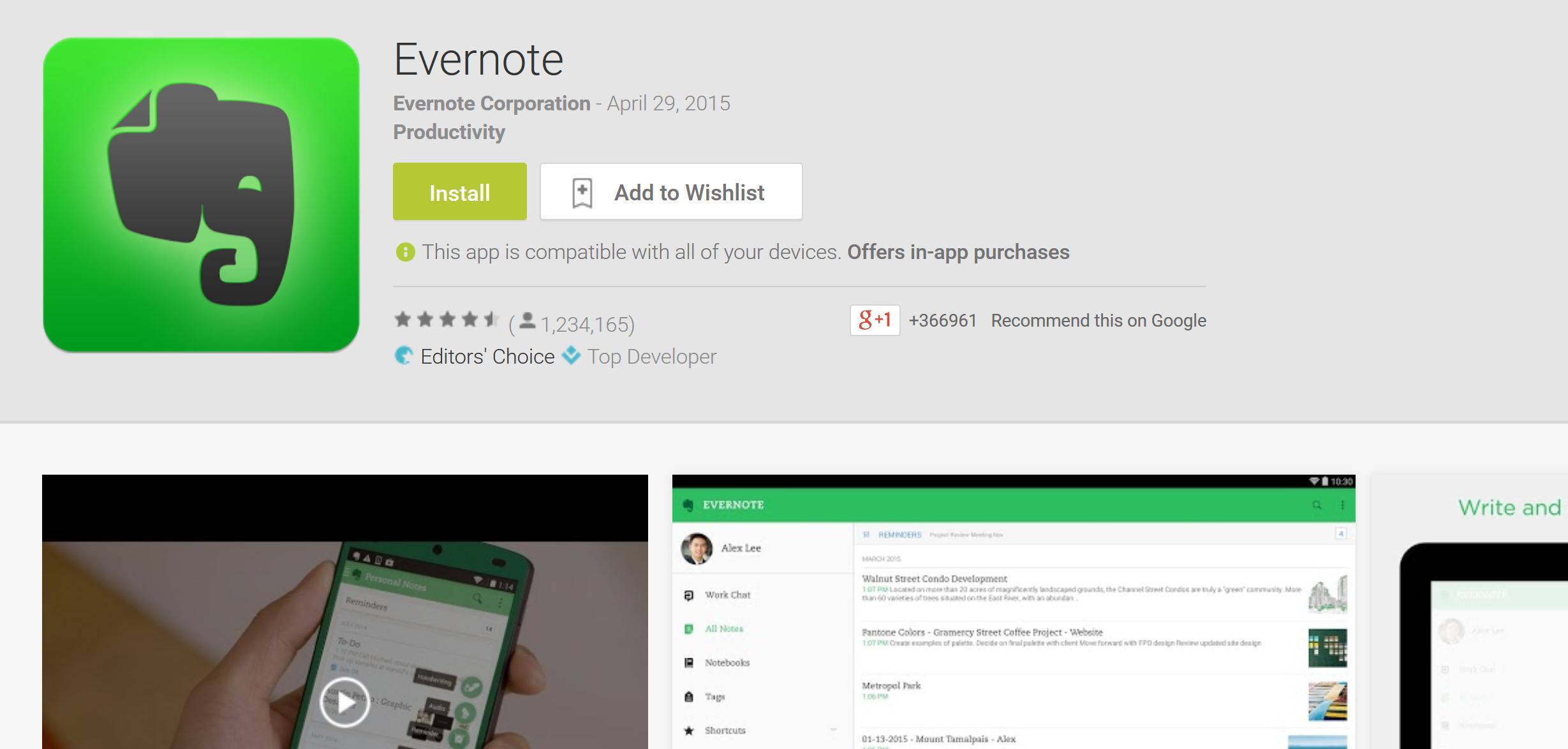 how to use evernote to plan travel