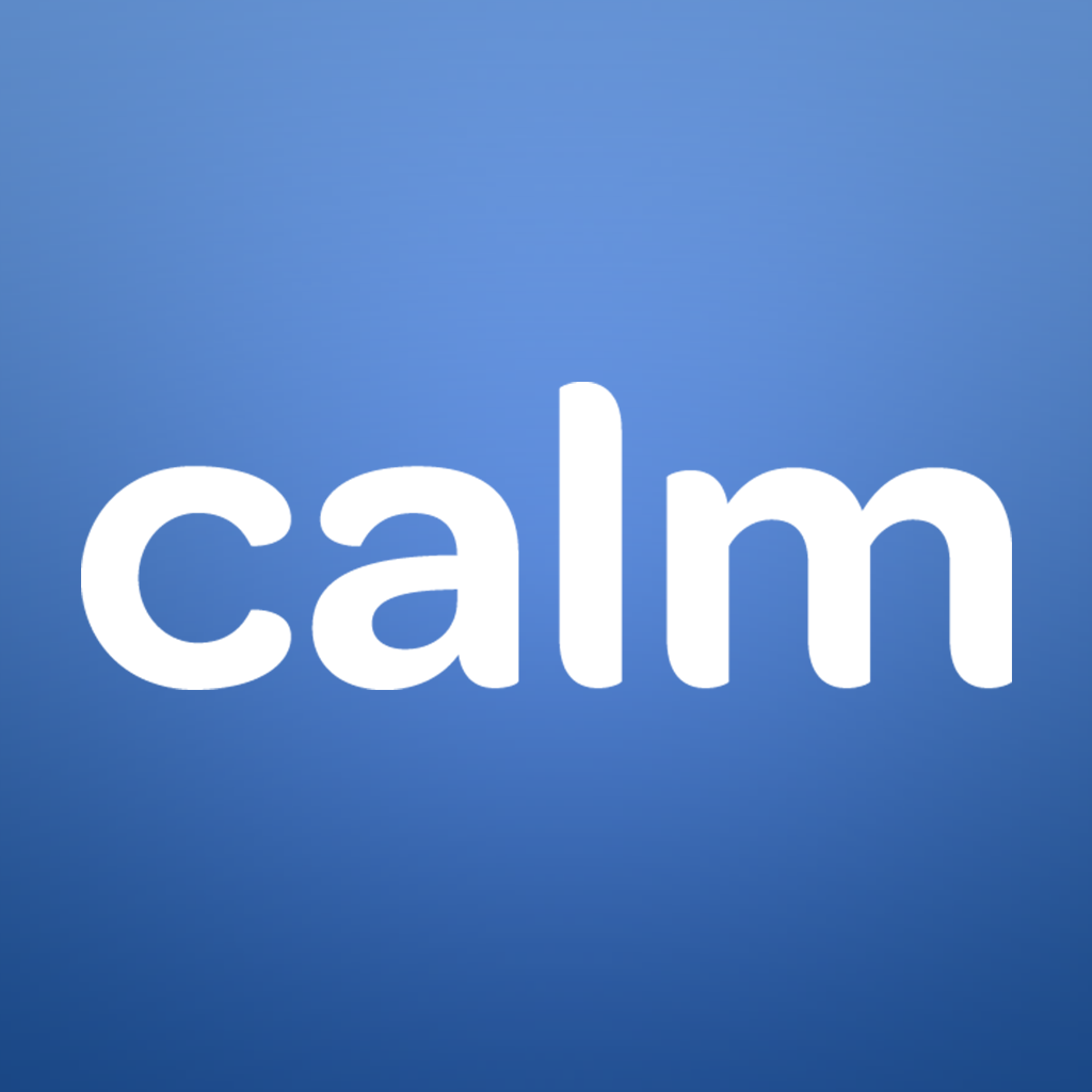 Now an App to 'Calm' you down !