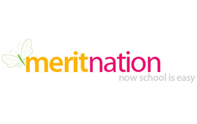 Image result for Meritnation company logo