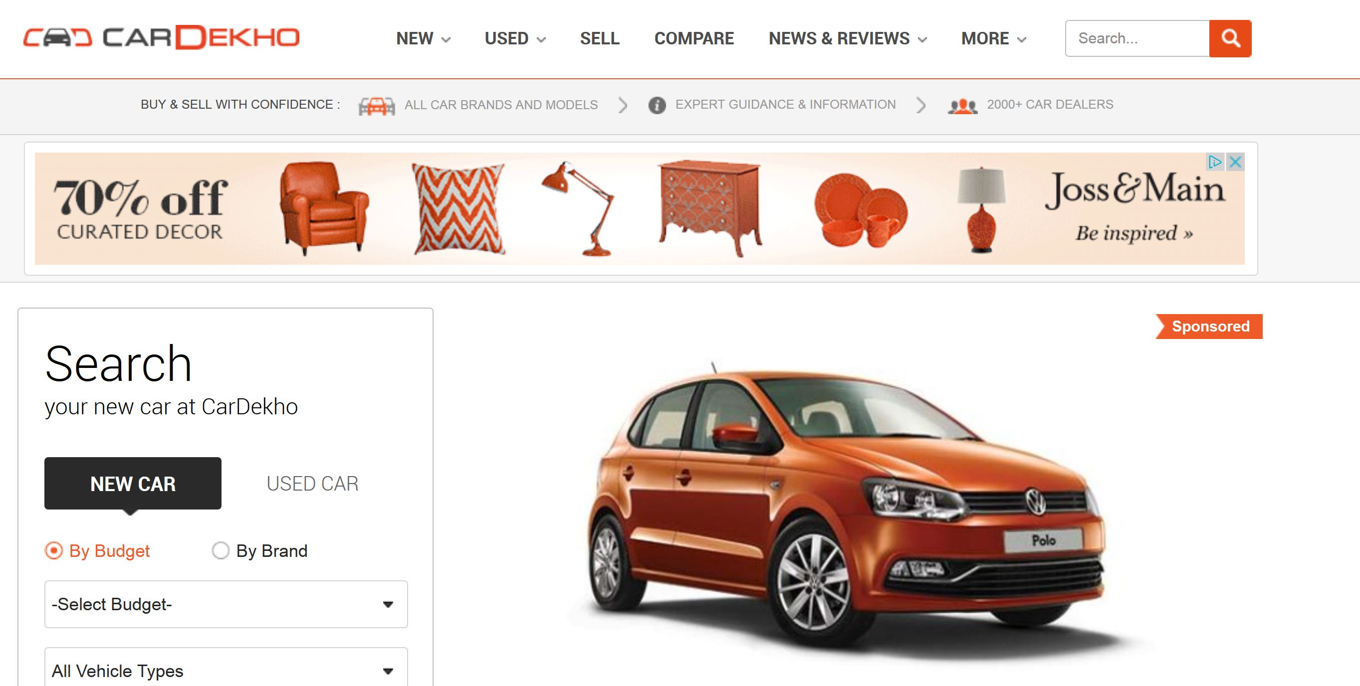New And Used Car Reviews Comparisons And News Driving - HD2726×1376