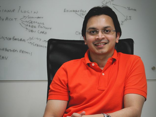 Ravitej Yadalam, Founder and CEO of Pennyful