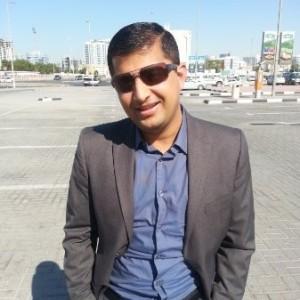 Dharmesh Kothari, co-founder of Gray Matrix