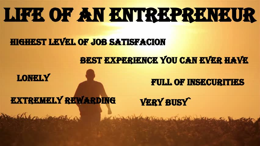 Life-of-entrepreneur