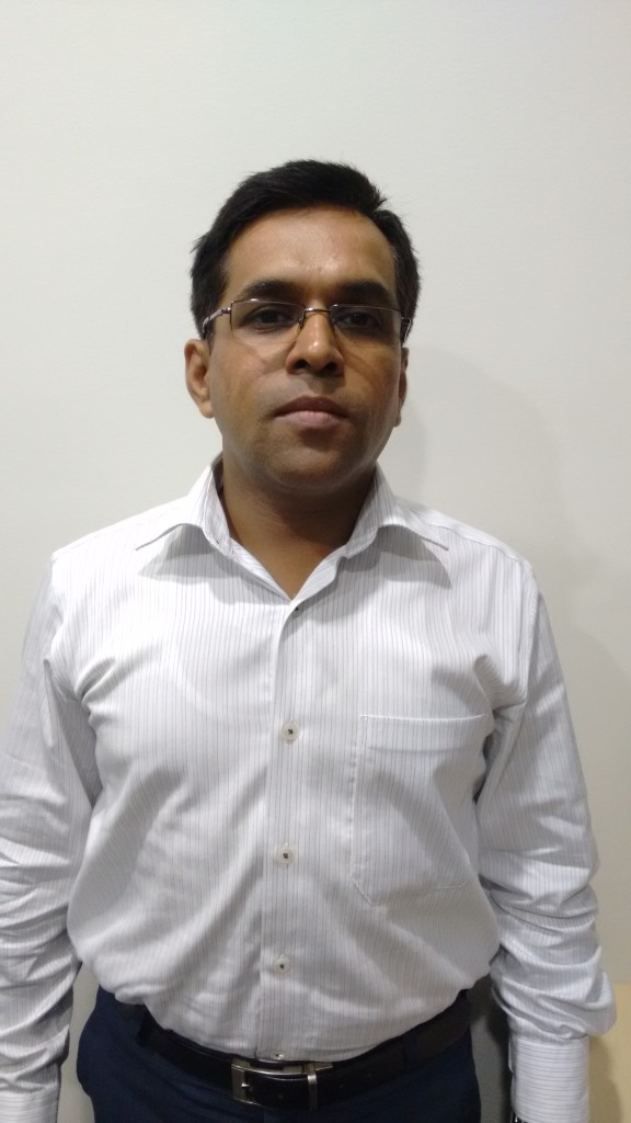 Pankaj Sharma, Co- Founder, Bueno Foods