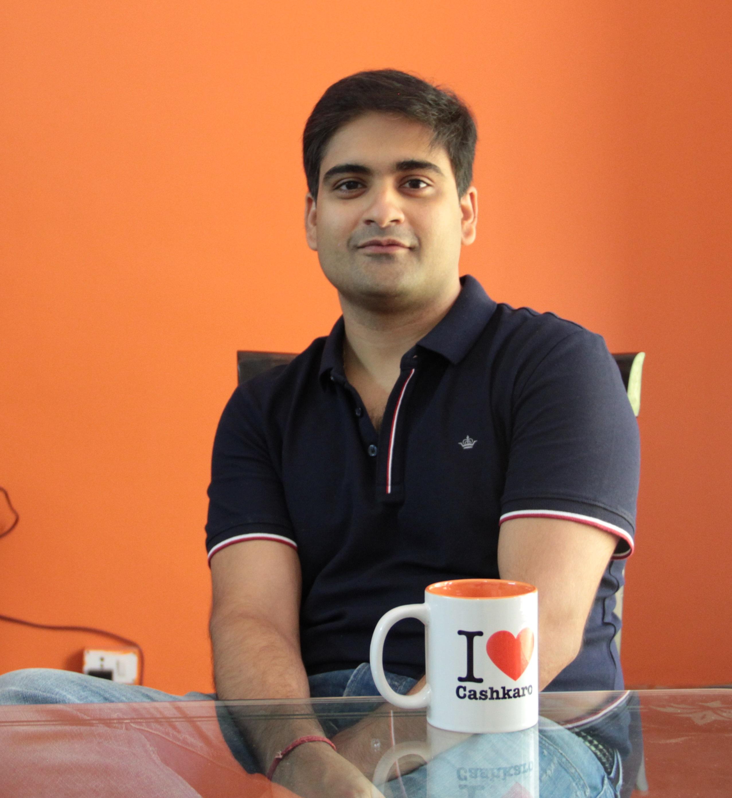 Rohan Bhargava_Cashkaro Co-Founder