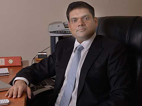 Vipul Jain, Founder, Advancells (Image Credits: www.wellnessindia.com)