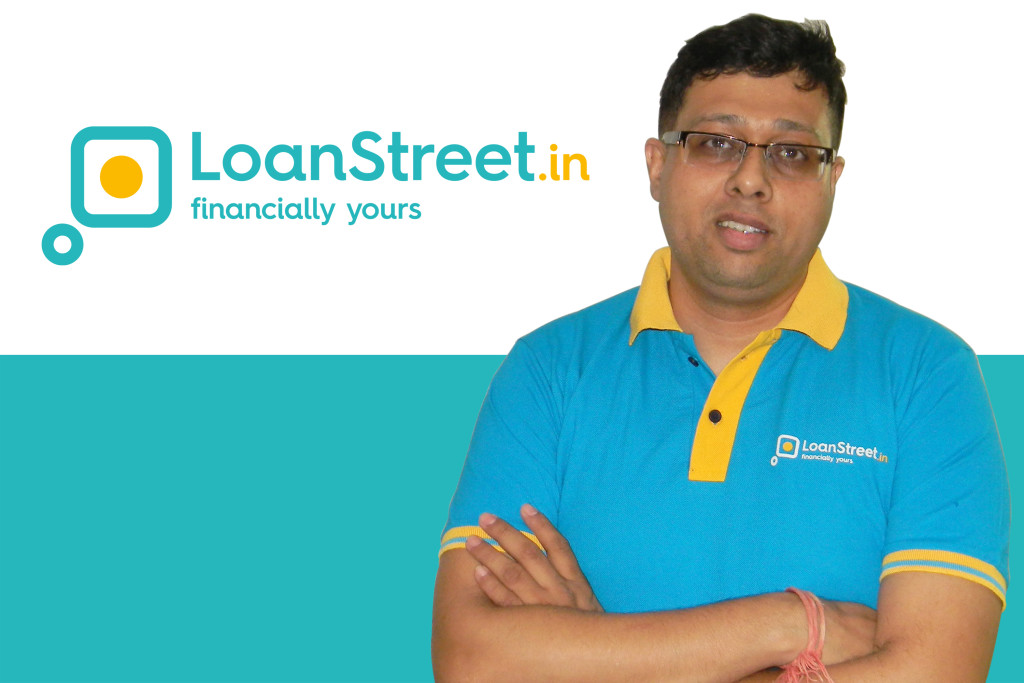 Vineet Jain, Co- Founder and CEO, LoanStreet.in (2)