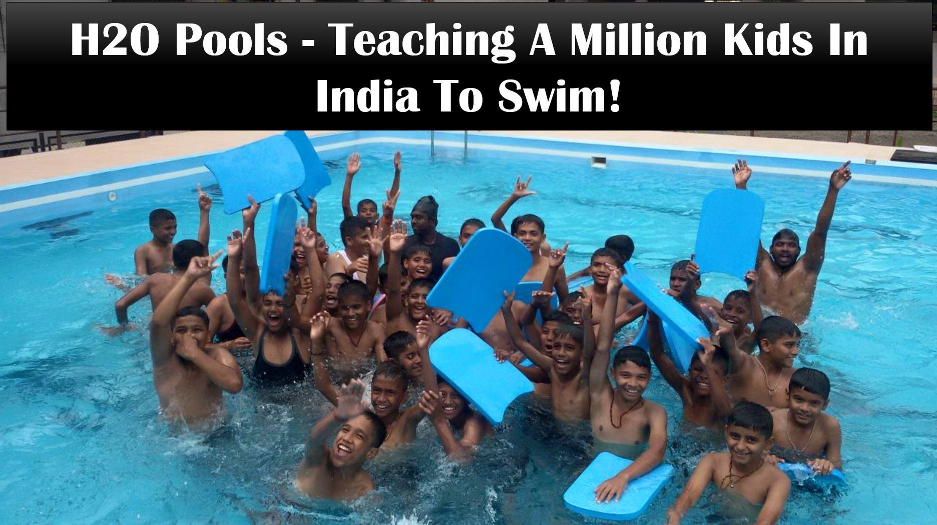 H2O-pools