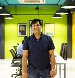 Ashish Tulsian, Co-founder, POSist