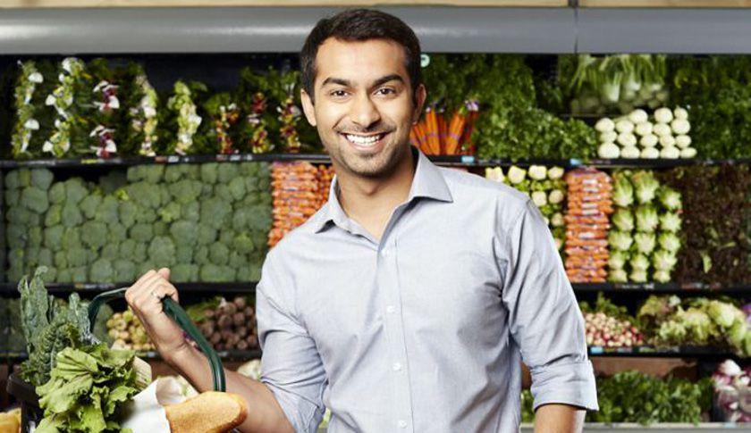 Apoorva Mehta, founder of Instacart. (Image Credits: lumatrack.com)
