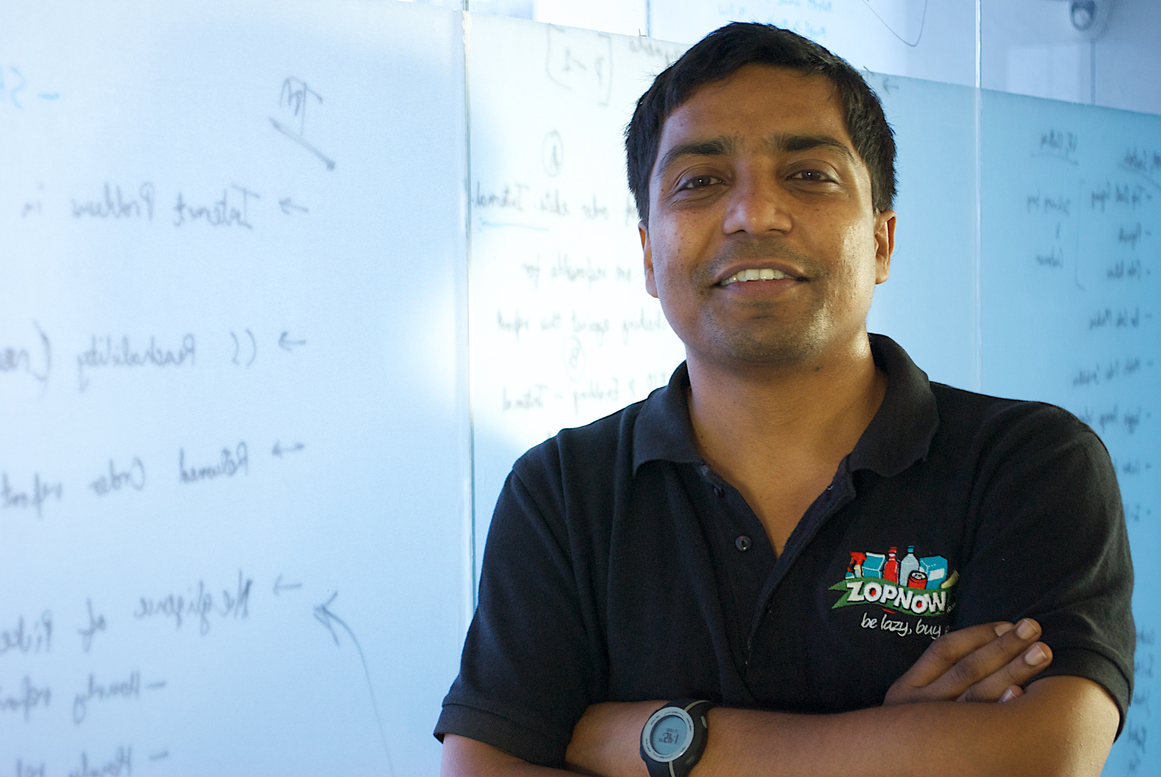 Mukesh Singh, Zopnow founder