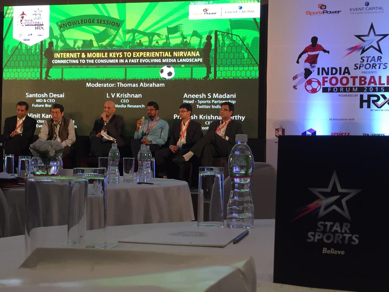TheFootballMind-IndiaFootballForum2