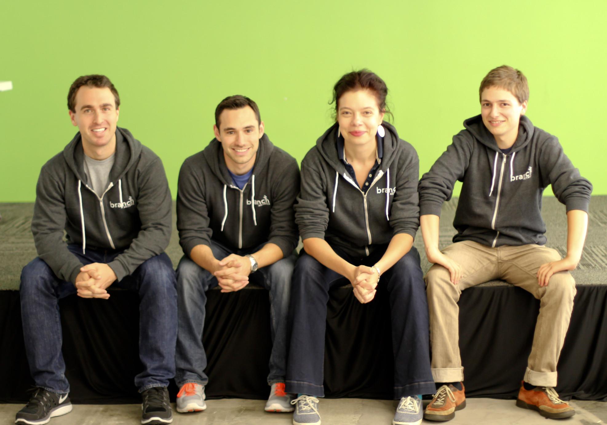 Team Branch Metrics (Image Credits: Techcrunch)