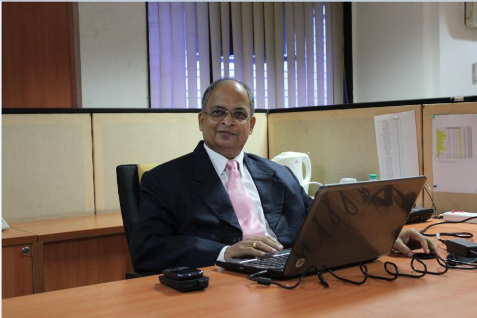 Prakash Joshi, COO, EPS