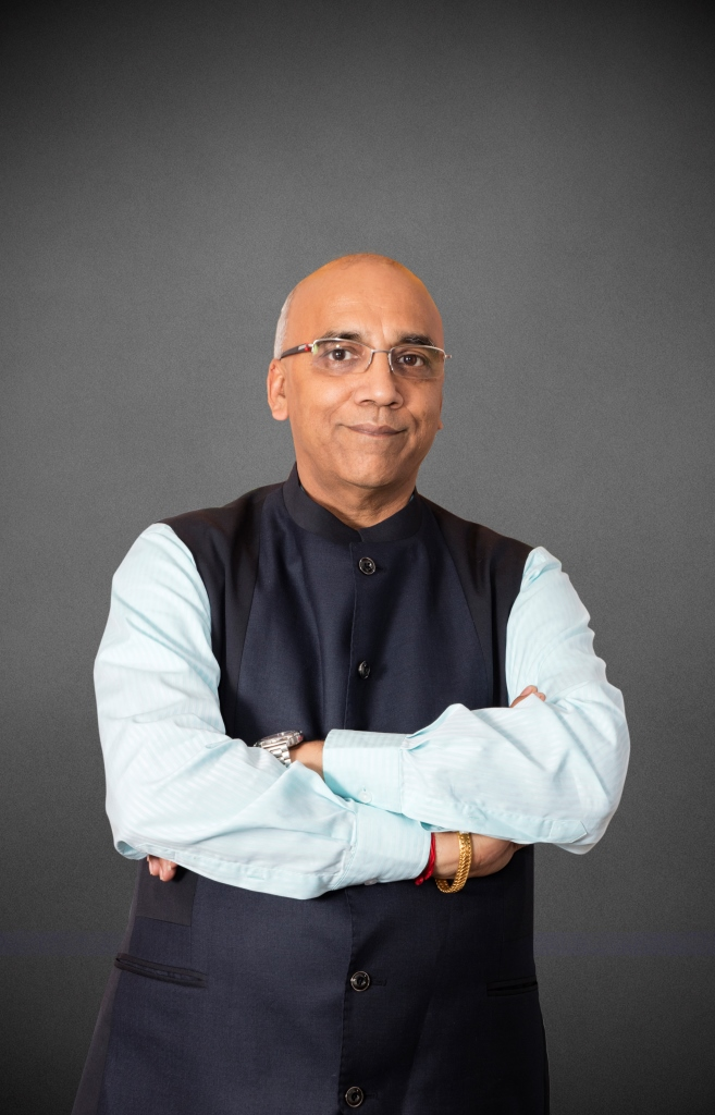 LR Sridhar, Founder and CEO – Connect India