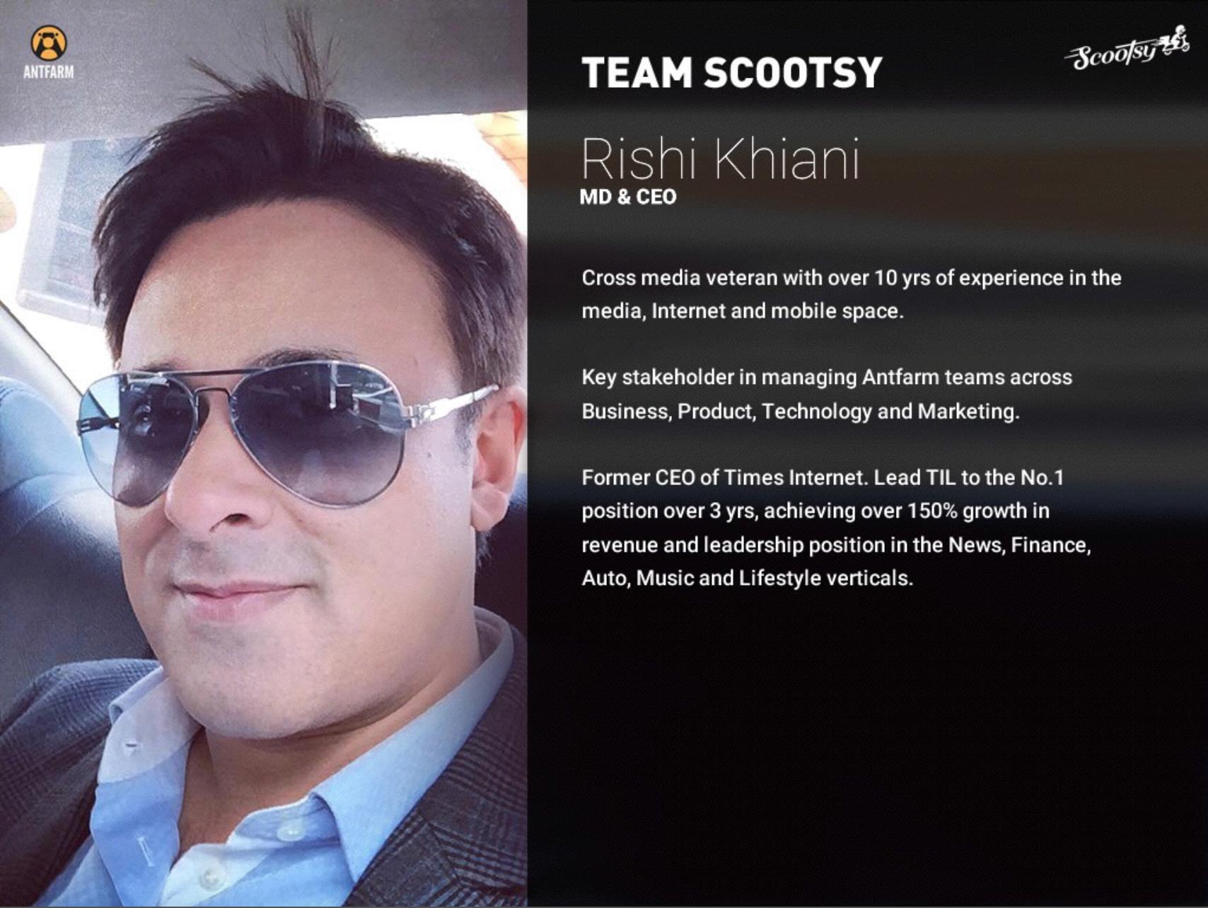 Rishi Khiani