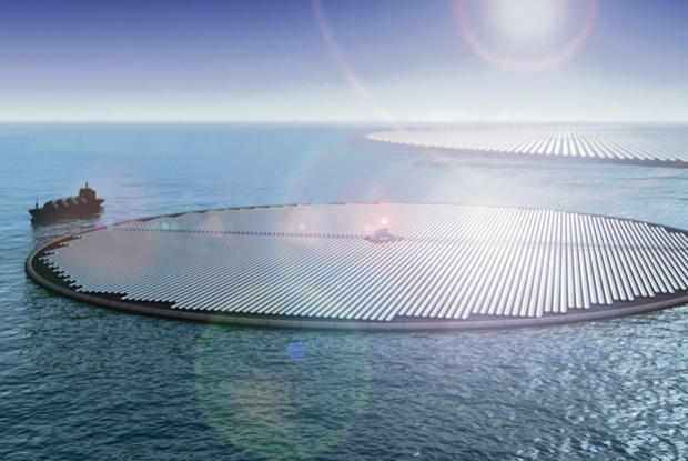 Floating Solar Technology A Step Towards Addressing India