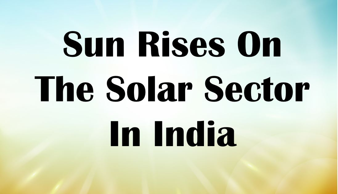 solar sector india