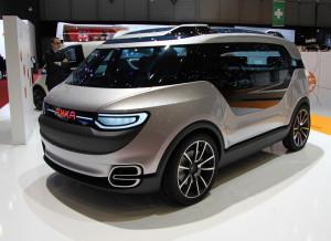 Autonomous car by Akka Tech