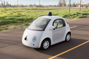 Final version of Google's self driving car
