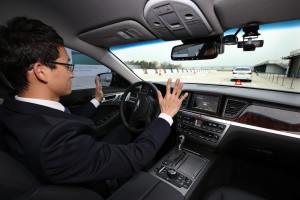 Hyundai Self Driving Technology