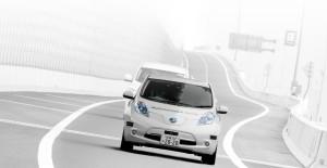 Autonomous Nissan Leaf 2016