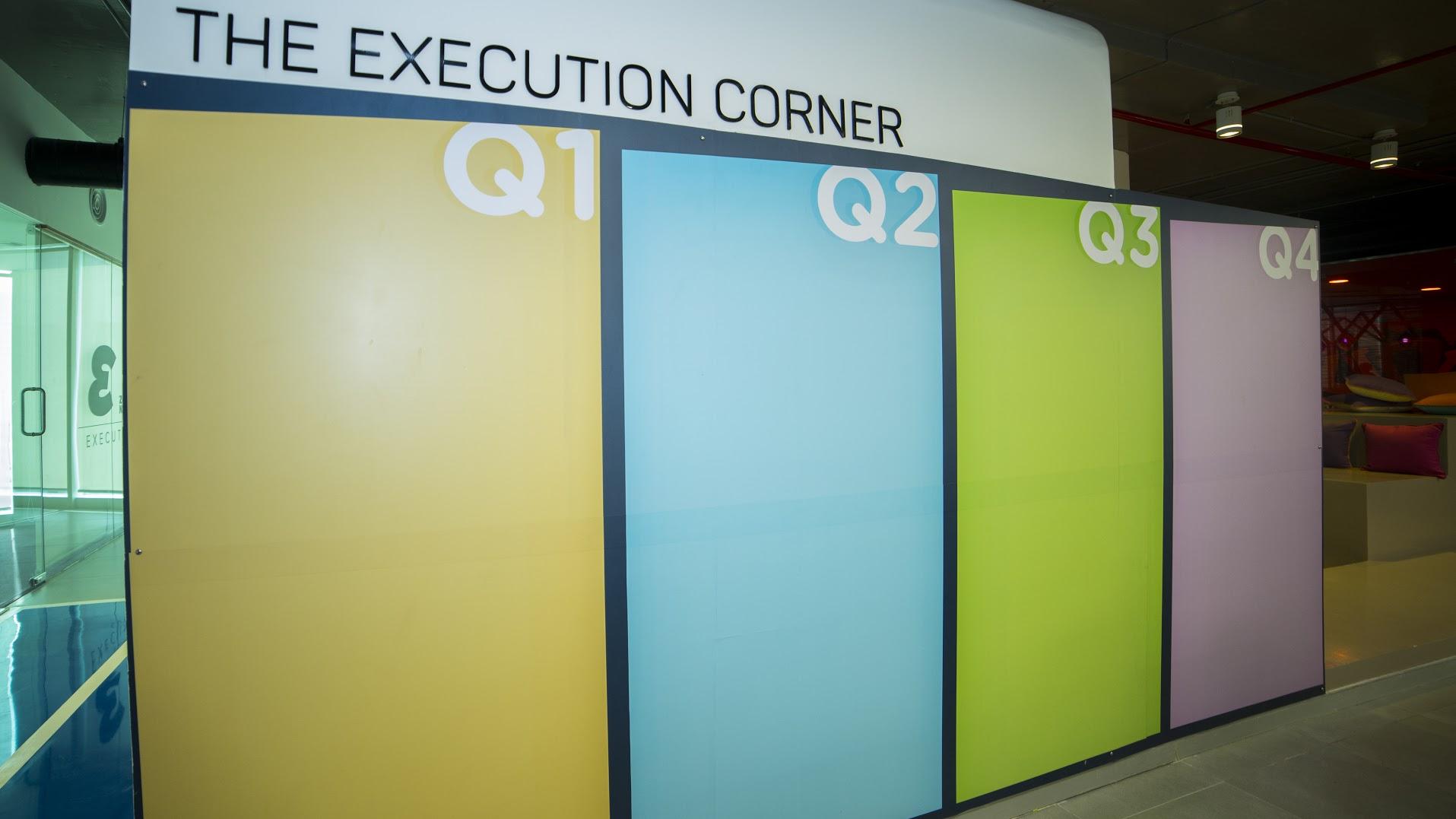 The Execution Corner
