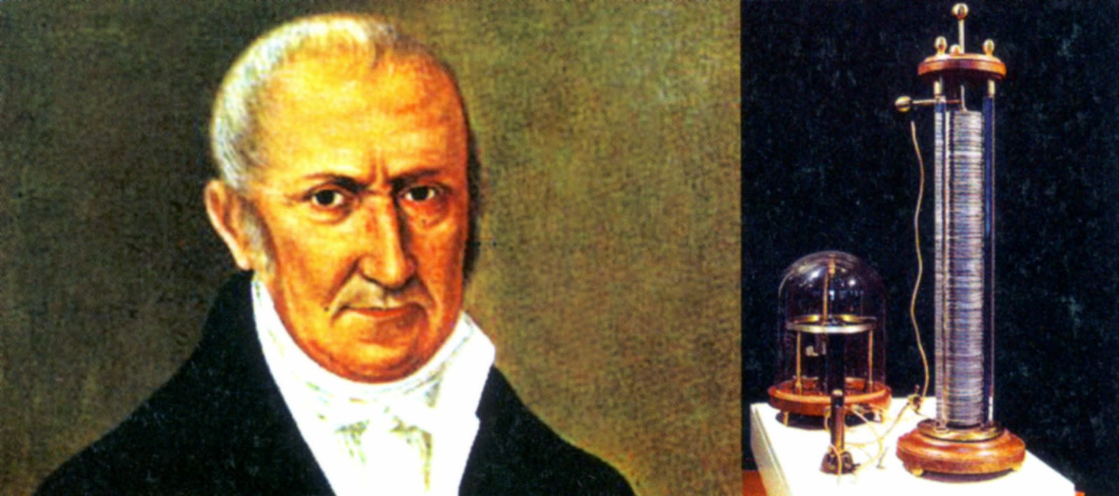 Alessandro Volta - The Inventor Of Electric Battery And ...