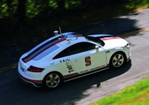 Autonomous Audi TT
