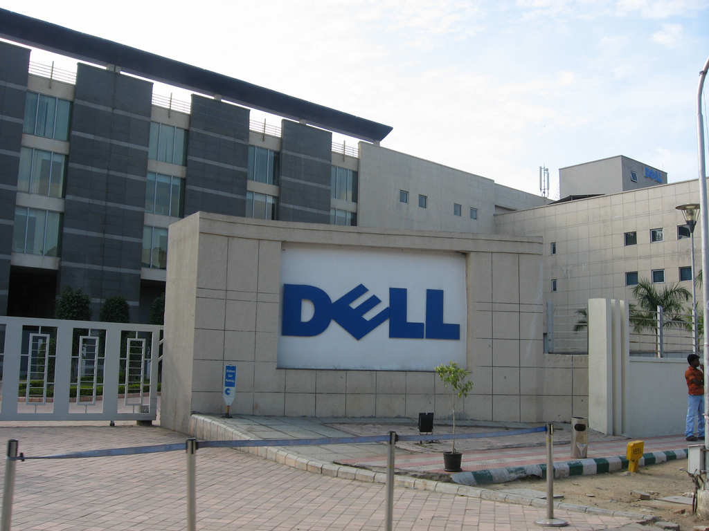Dell Office Bangalore