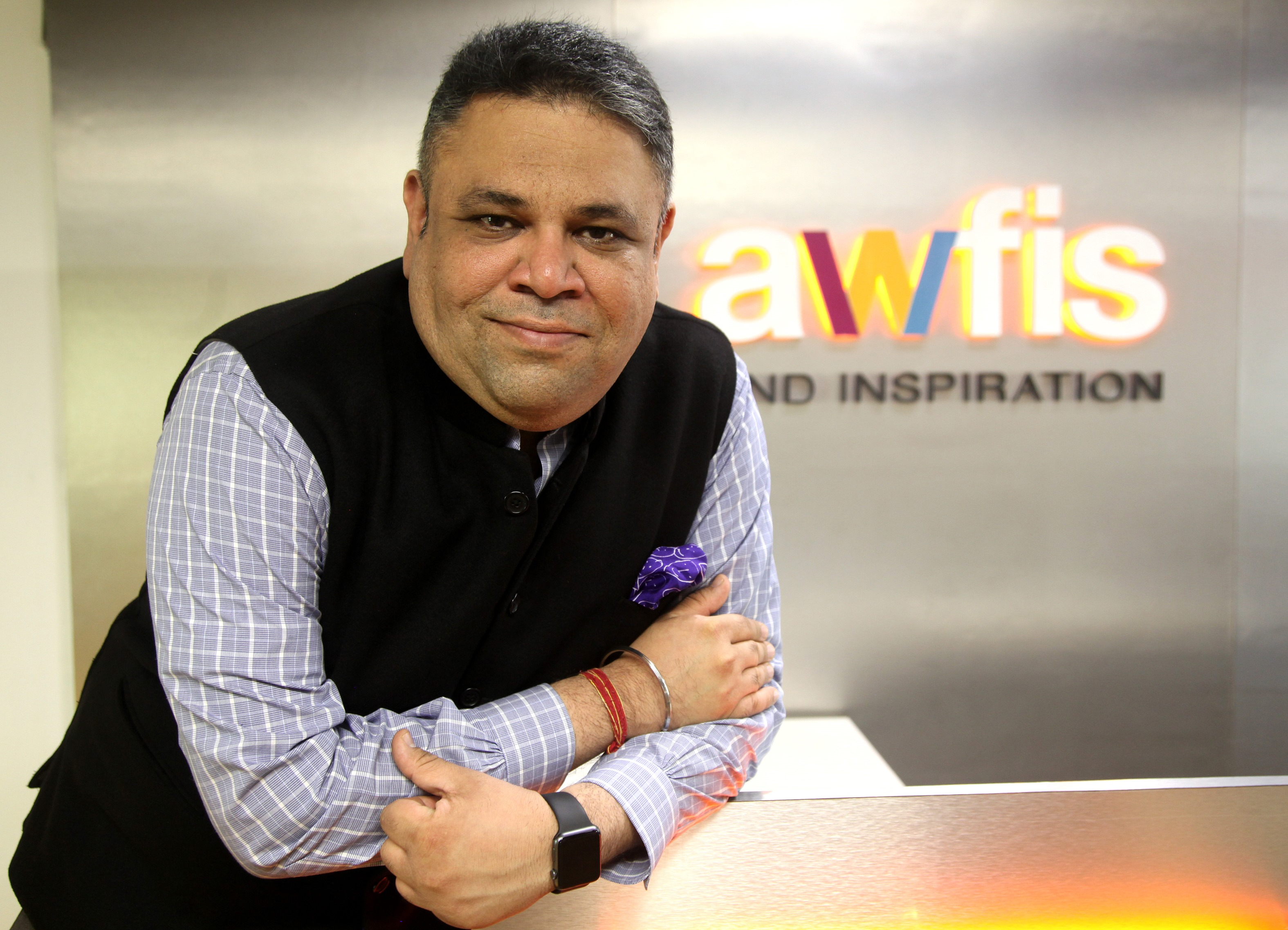 Awfis Founder, Mr Amit Ramani