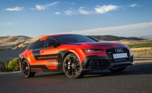 Audi's Robby, successor to Bobby