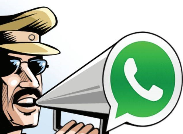 Whatsapp Police