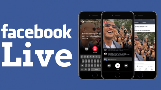 facebook-live-1Video Streaming