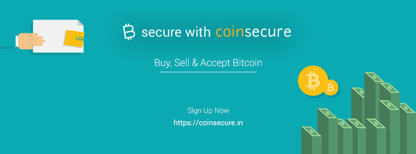 indian bitcoin startup coinsecure