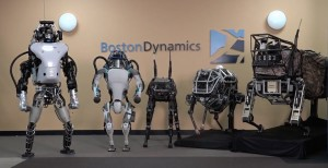 Atlas by Boston Dynamics
