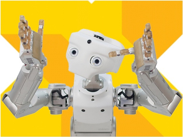 m1robot гироскутер
