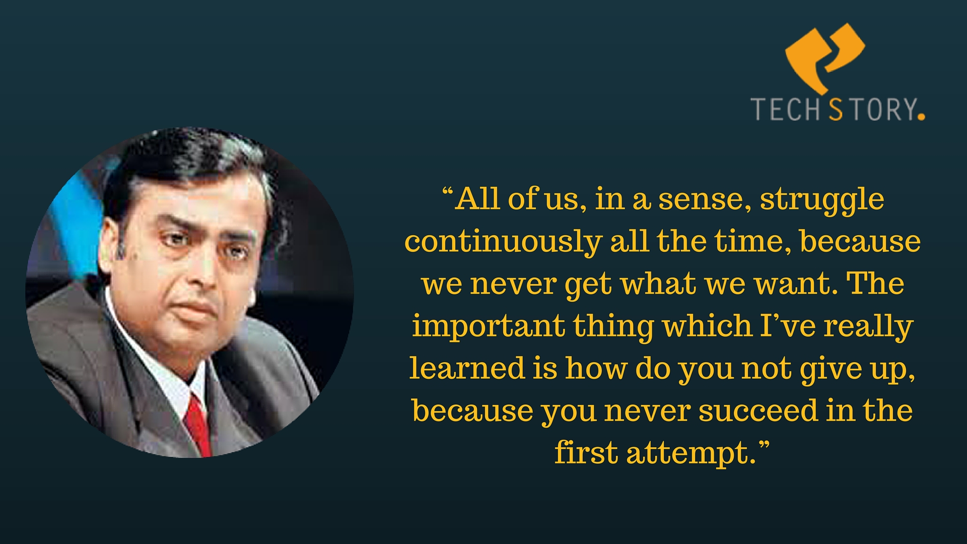 Top 5 Mukesh Ambani Quotes That Will Boost Your Entrepreneurial Spirit Techstory