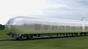 tech this week invisible train