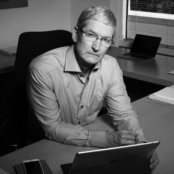 time 100 technopreneur tim cook