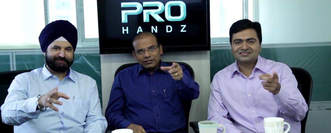 ProHandz Cofounders